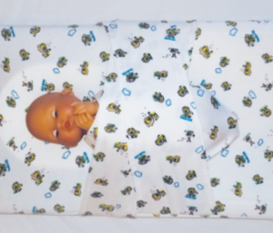 Crown cradle, A Preemie Orthotic Device to Support the Infant's Natural Head Shape