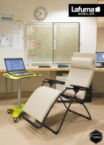Lafuma Mobilier, Vital Chair for Kangaroo Mother Care